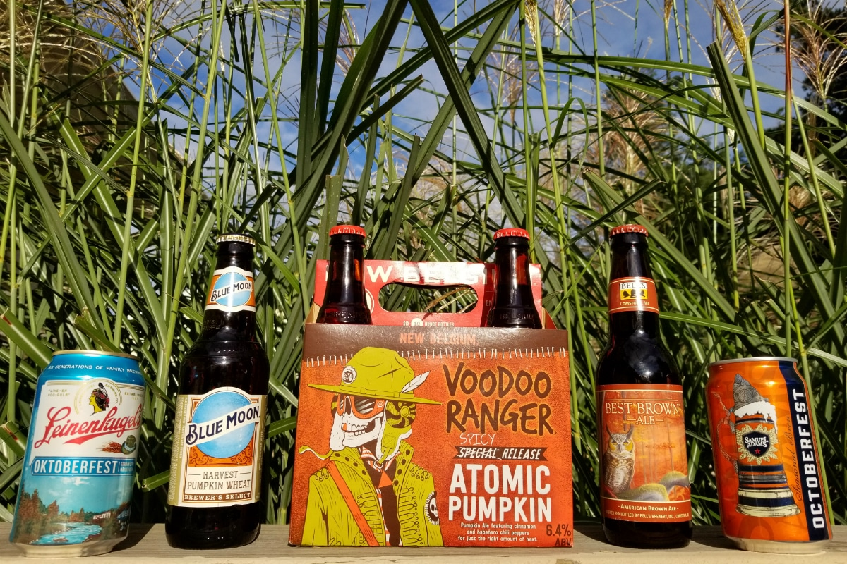 Fall-Themed Drinks Bring Excitement for the Season Thanks to Indiana Beverage