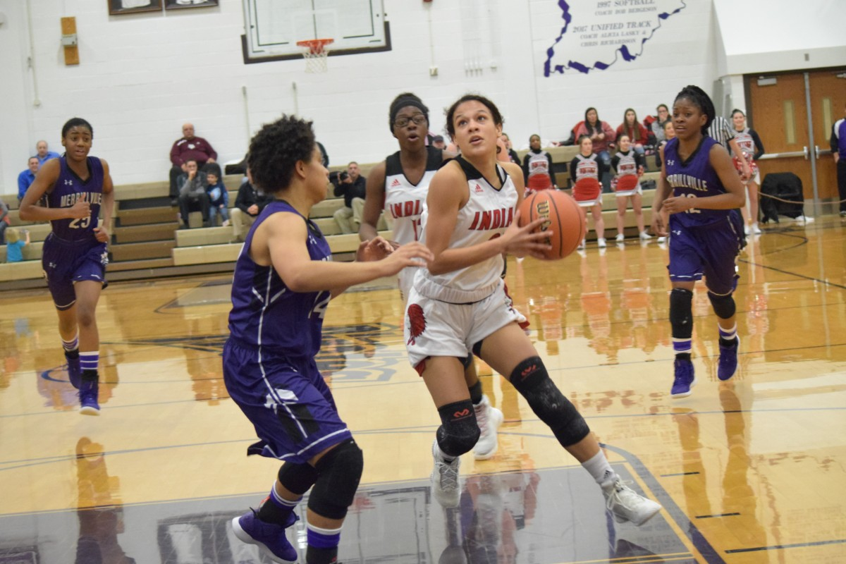 Region Girls Basketball Teams Brave the Snow at the Annual IHSAA Sectional
