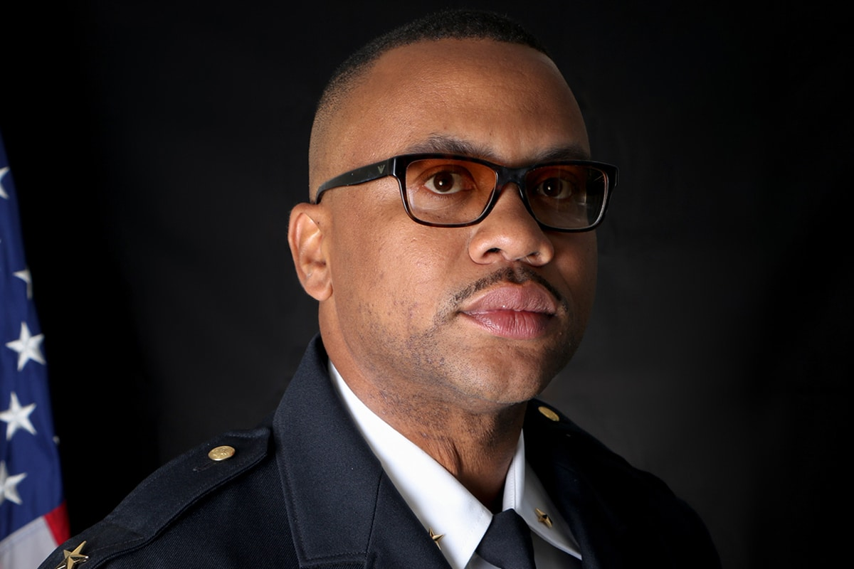 IU Northwest Police Chief Wayne James Named to List of 40 Under 40 Notable Law Enforcement Leaders From Around the World