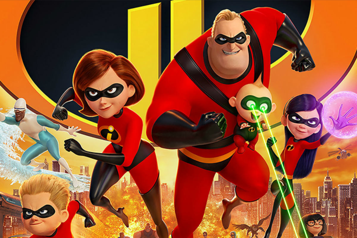 Incredibles 2 Proves Fun for Kids of All Ages!