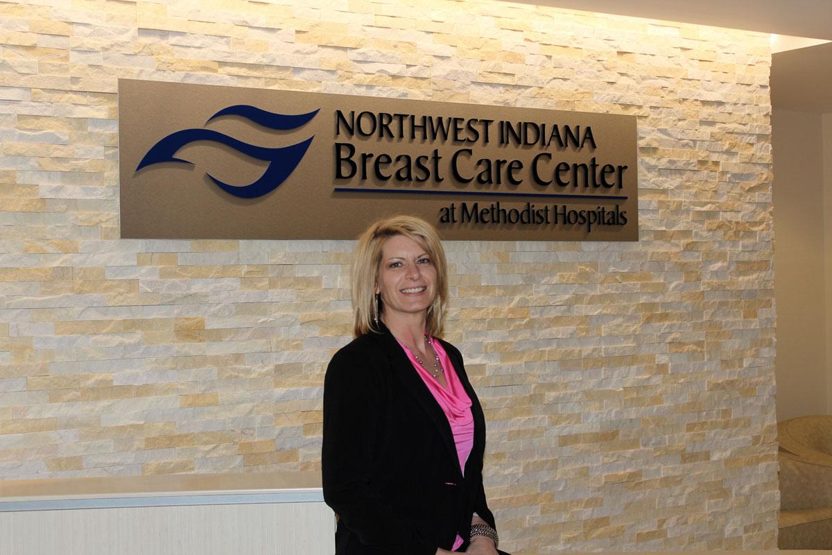 Northwest Indiana Breast Care Center Employee Spotlight: Jennifer Sanders