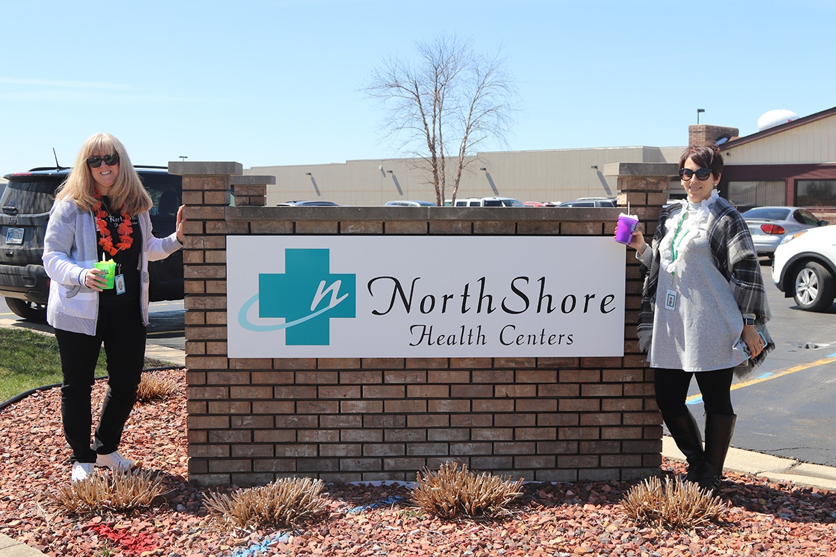 NorthShore Health Center of Portage Teams Up With Kona Ice To Celebrate National Chill Out Day