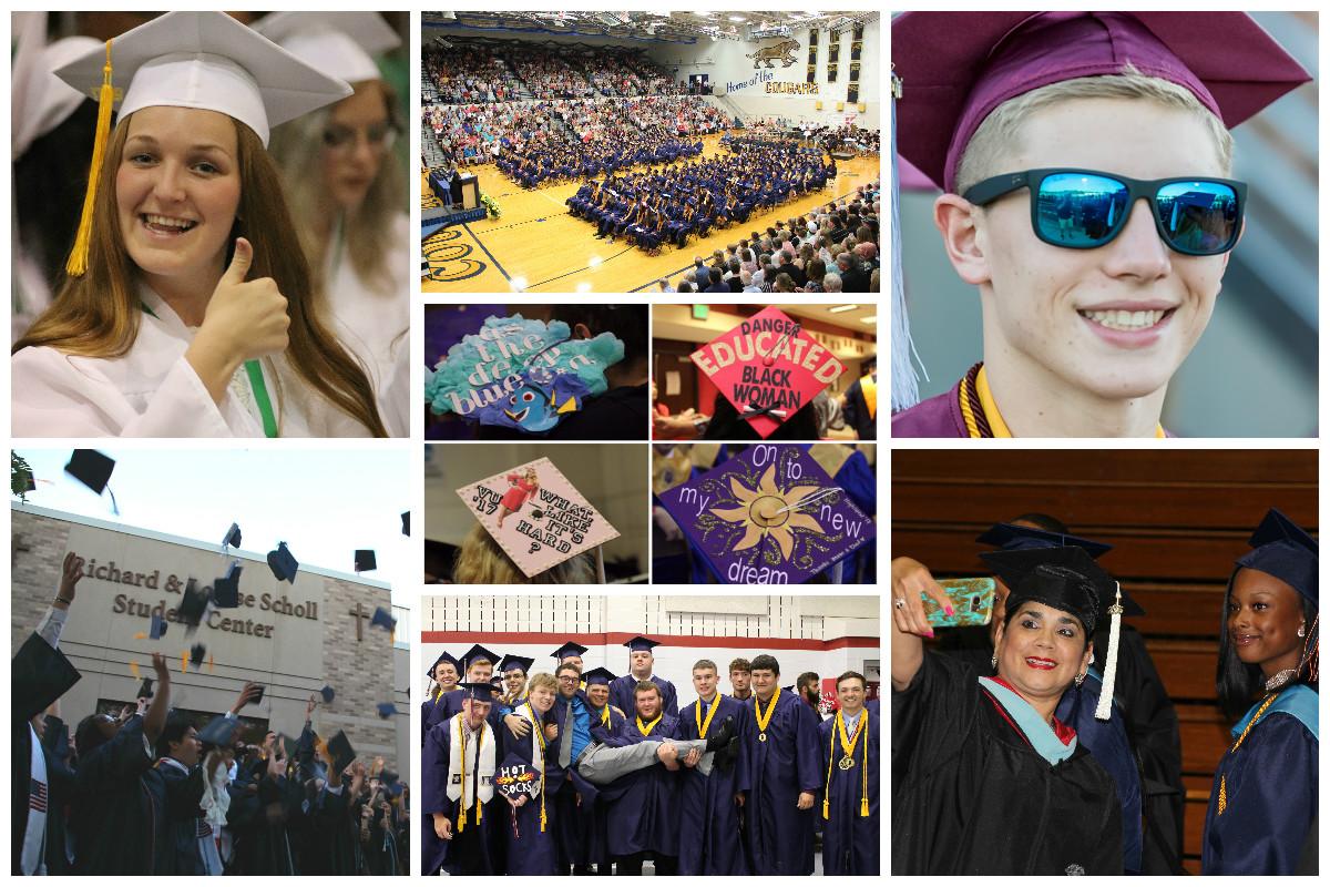 "Lifers at Graduation: ""Thank You"""