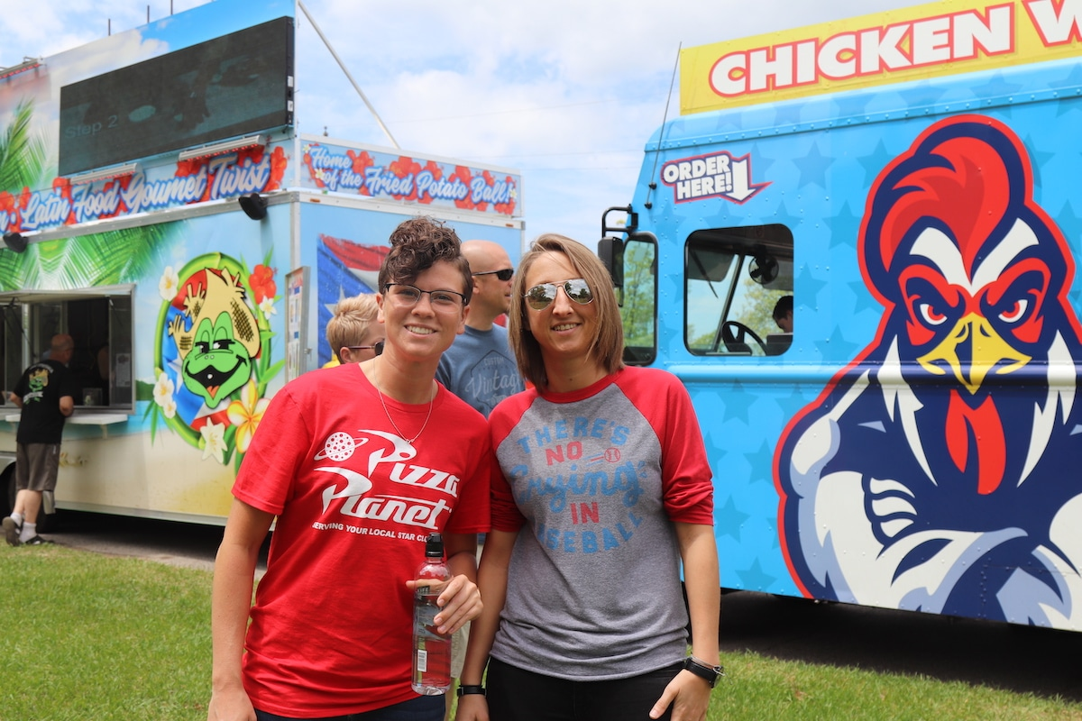 Attendees Travel from Near and Far to Enjoy Michigan City Food Truck Festival
