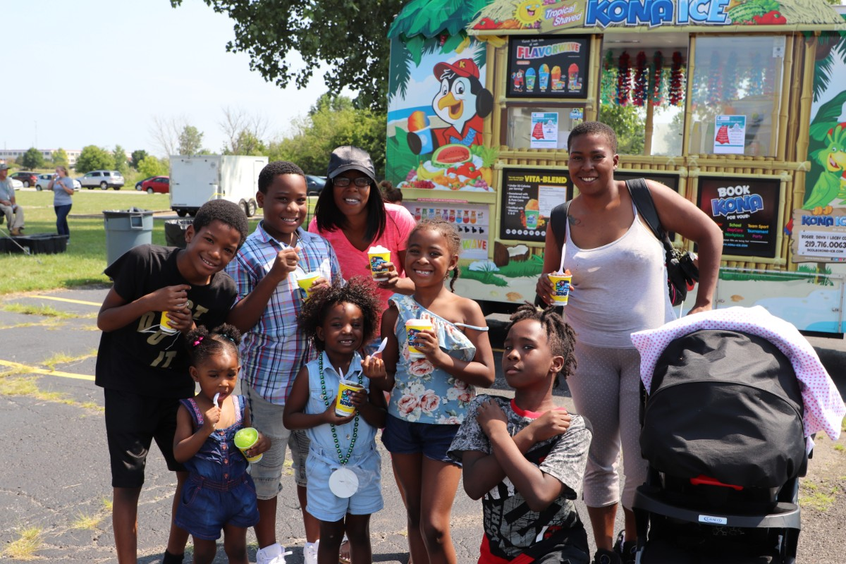 NorthShore Health Centers Skates Alongside Community at Patient Appreciation Health and Fun Fair