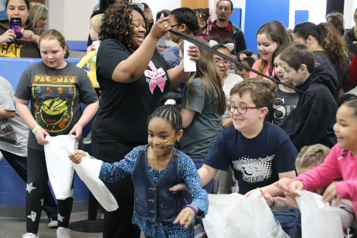 NorthShore Easter Egg Hunt Connects the Community with Healthcare