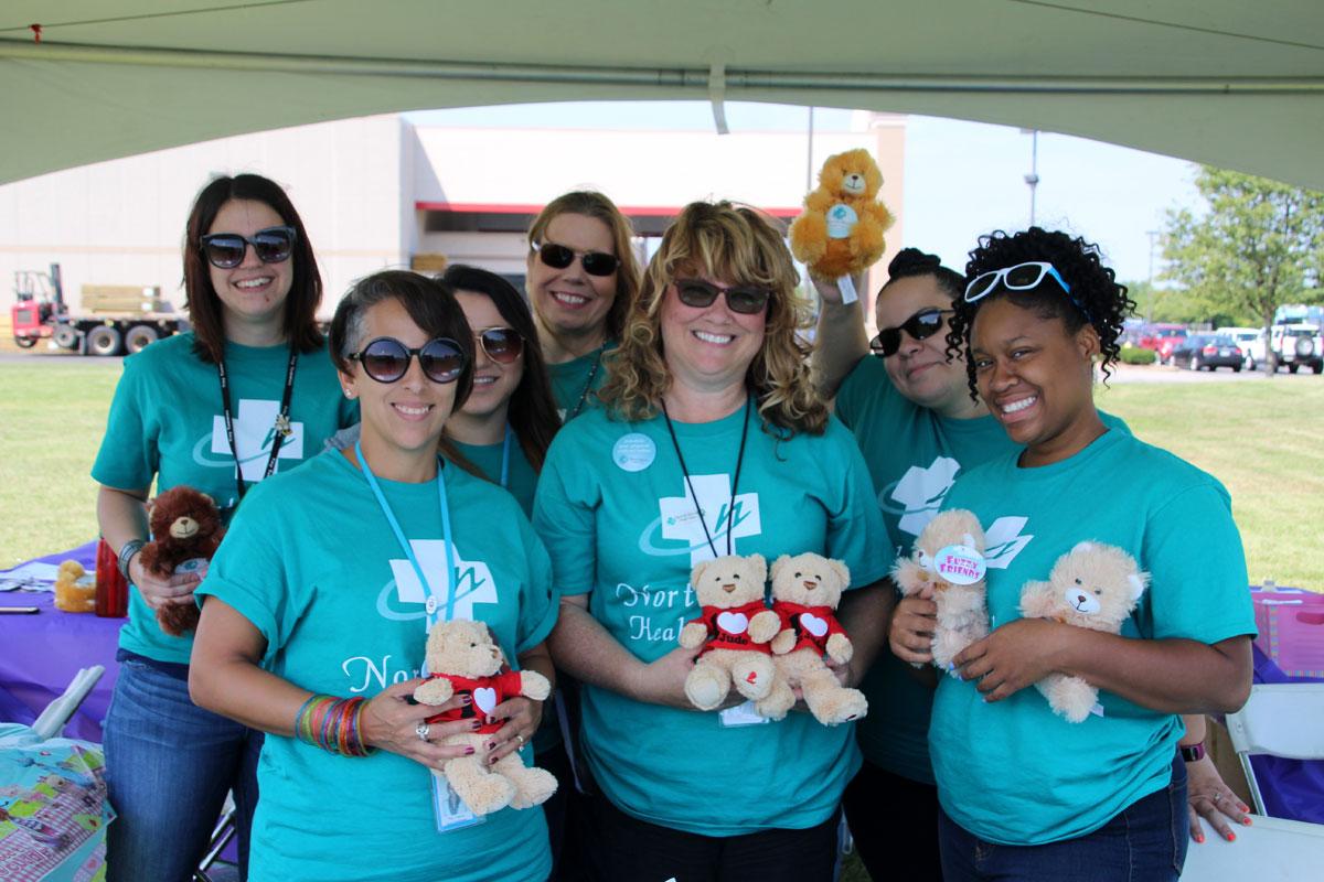 NorthShore Health Centers Entertain Portage Community with Patient Appreciation Health & Fun Fair