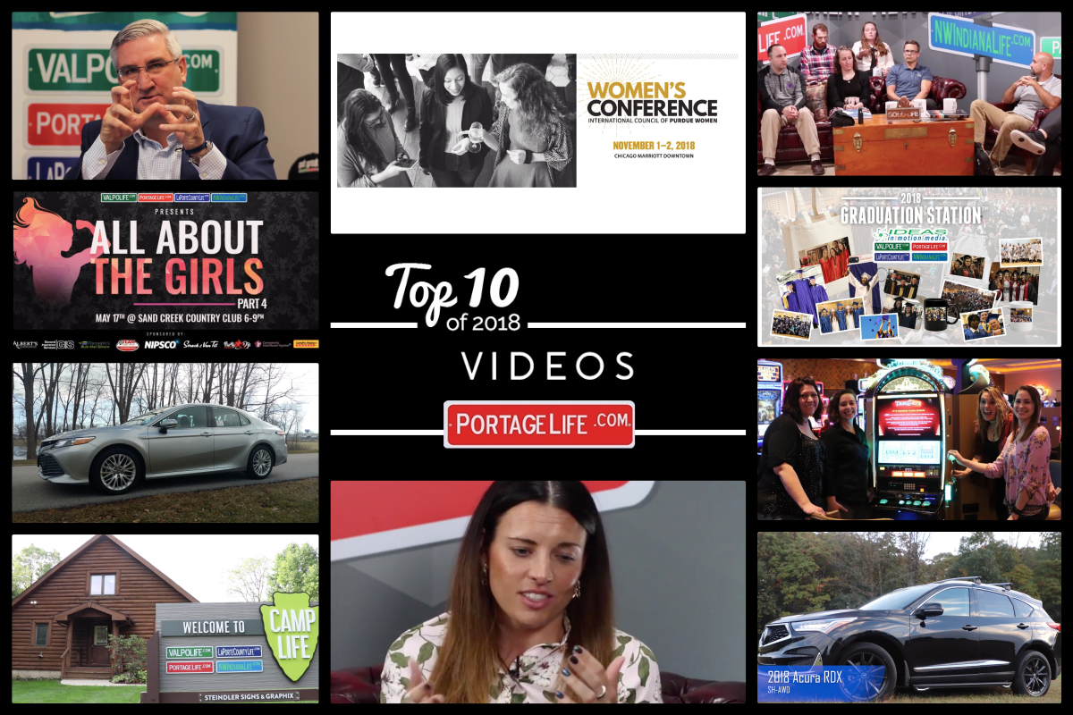 Top 10 Videos on PortageLife in 2018
