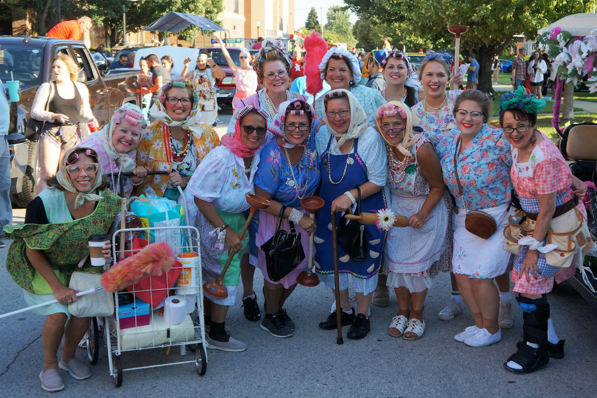 "Wackiness Takes to the Streets as Whiting Celebrates ""143rd Annual"" Pierogi Fest"