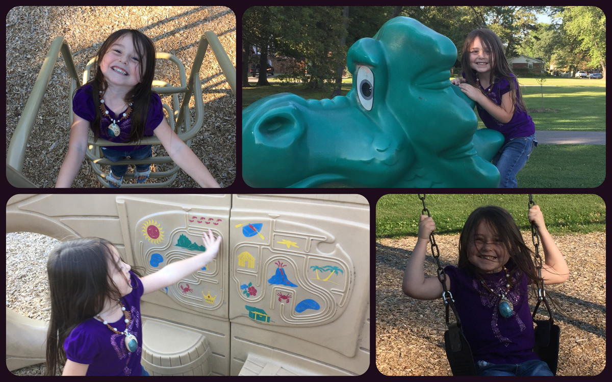 NWI Playground Review: Olson Memorial Park