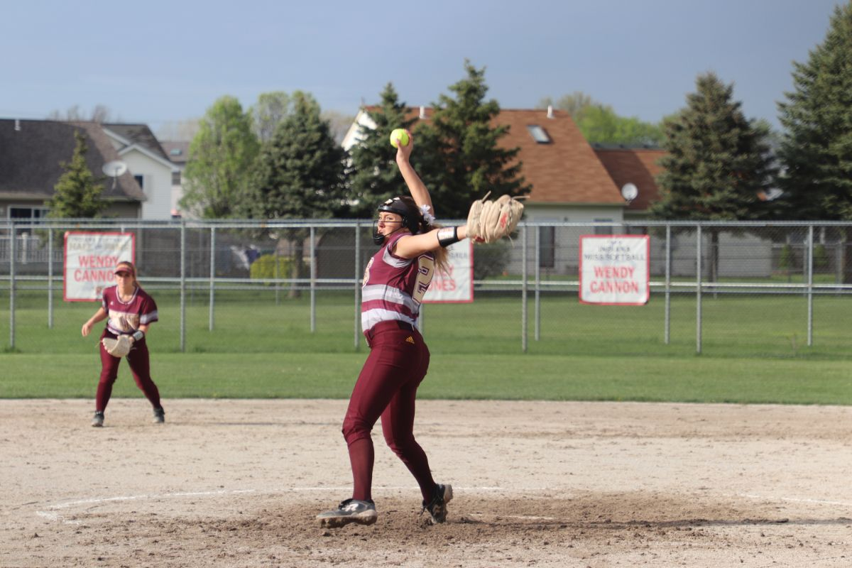 Chesterton Trojans Win Against the Portage Indians 6 – 0 Girls Softball