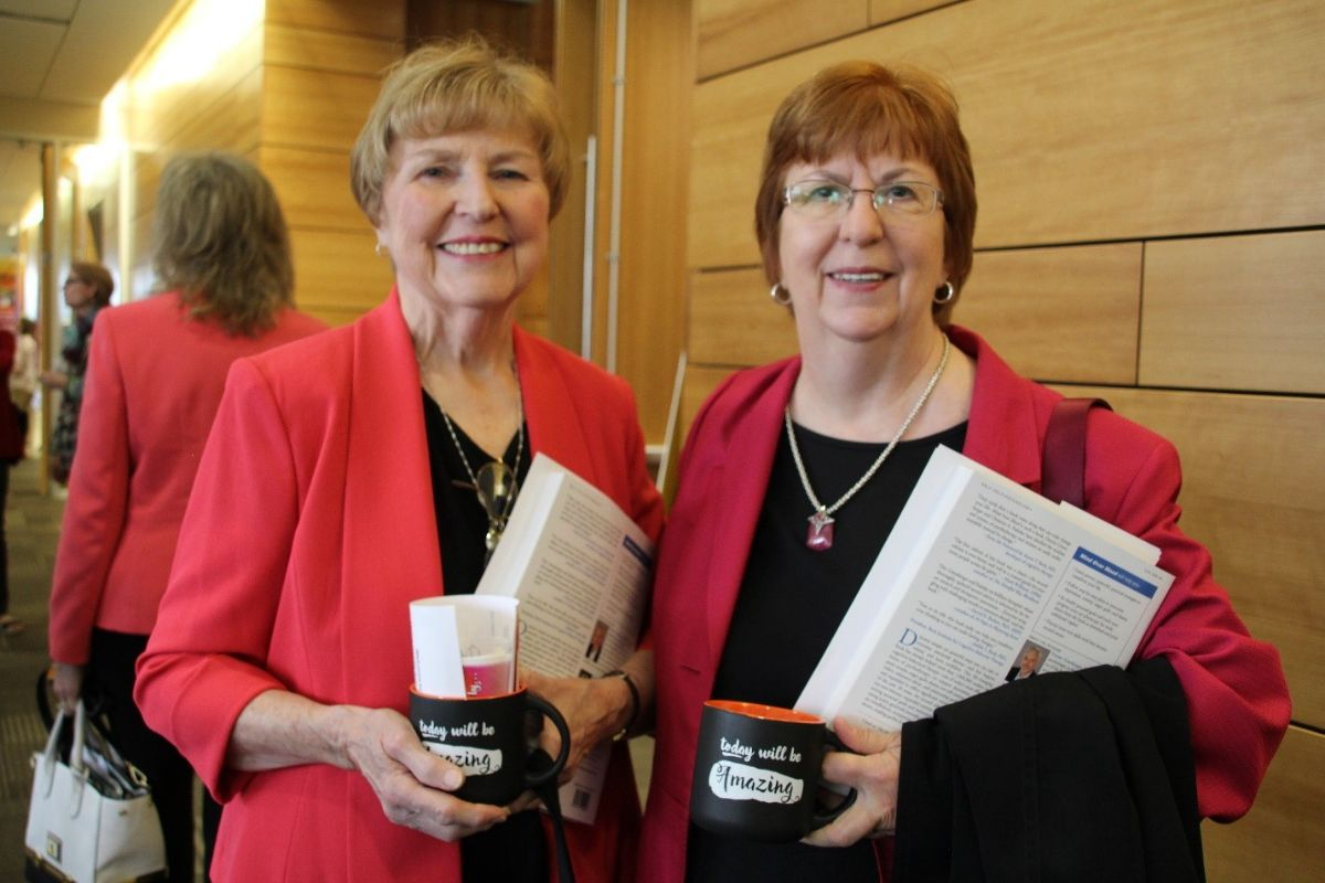 A look back at Porter-Starke Services annual Living Health, Balance and Hope Symposium