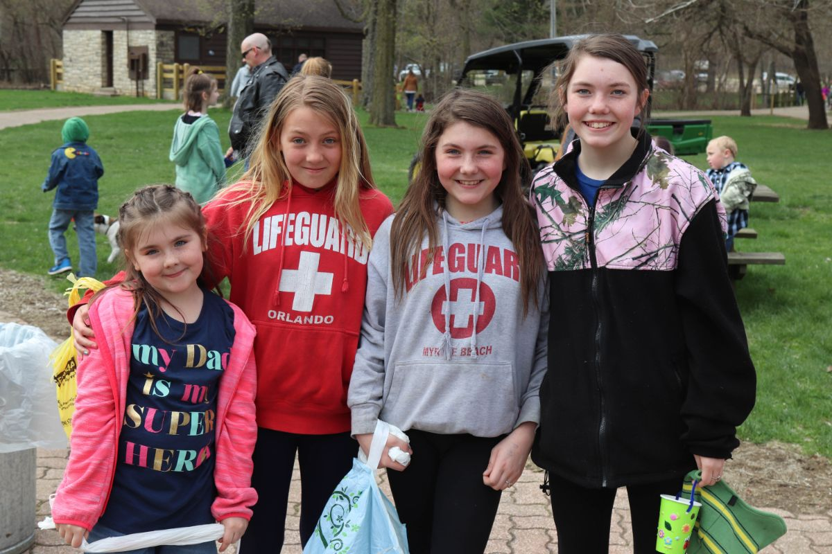 Tippecanoe River State Park in Pulaski County's Easter egg hunt welcomes families to enjoy the beautiful outdoors