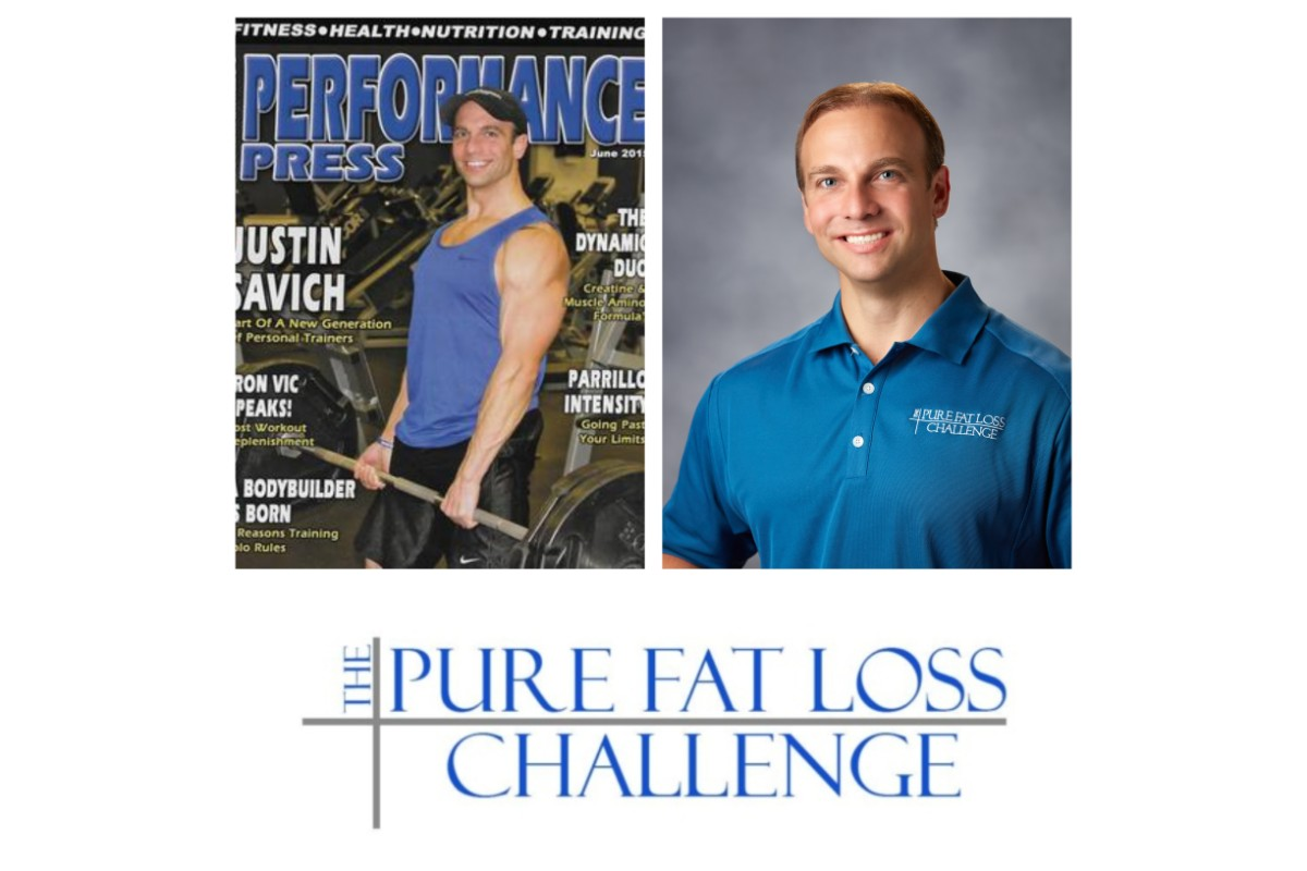 THE PURE FAT LOSS CHALLENGE Will Motivate You to a New and Healthier You