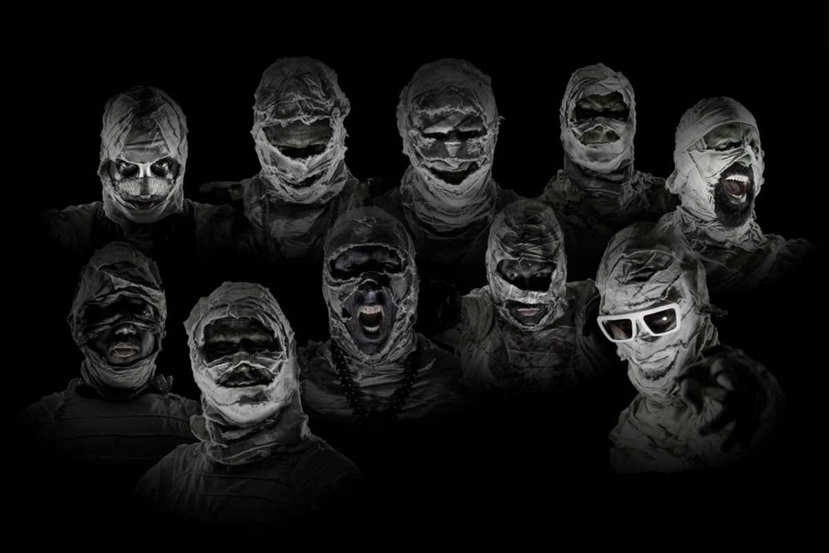 A Scary Good Time: Here Come the Mummies to Perform at Blue Chip October 5, 2018