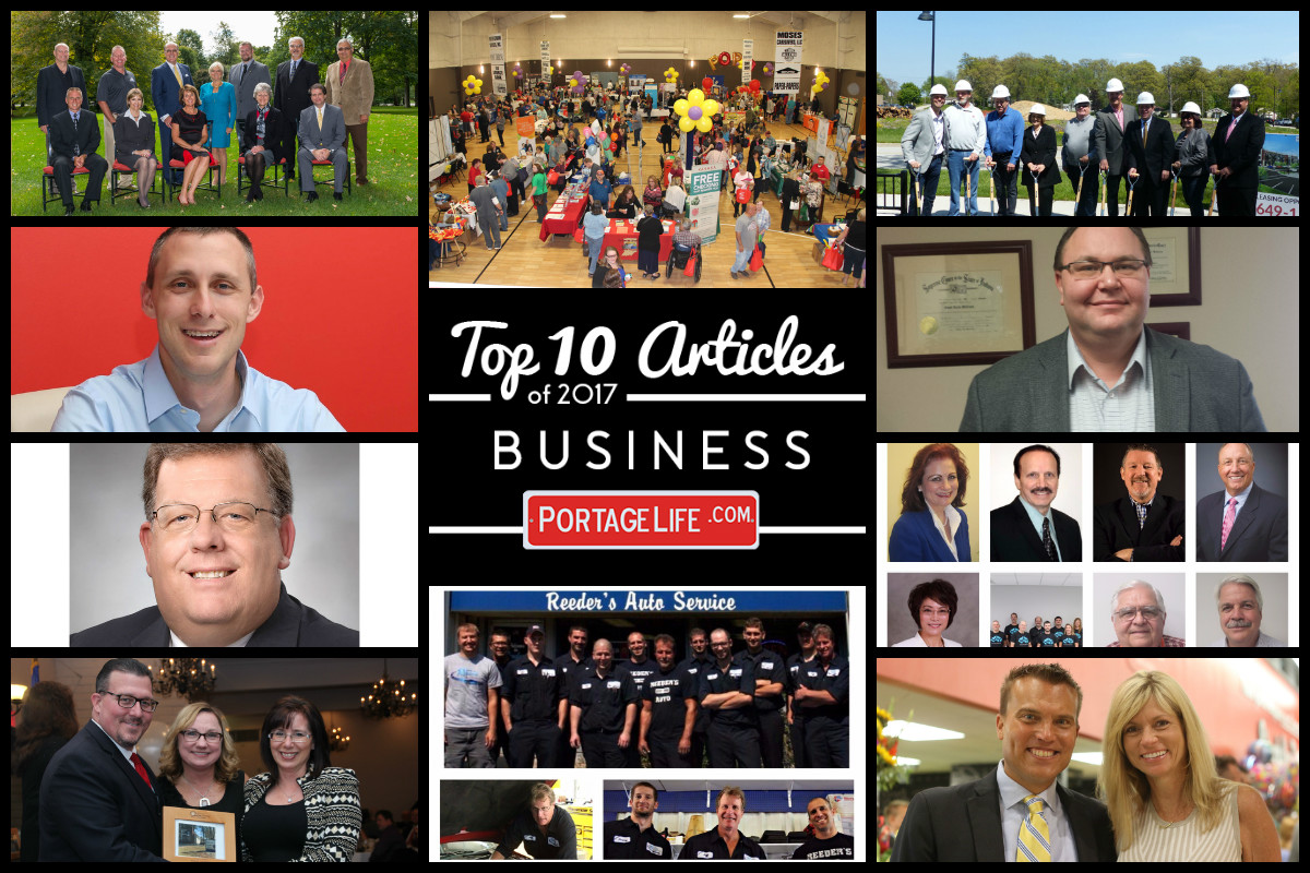 Our Top Business Articles on PortageLife from 2017