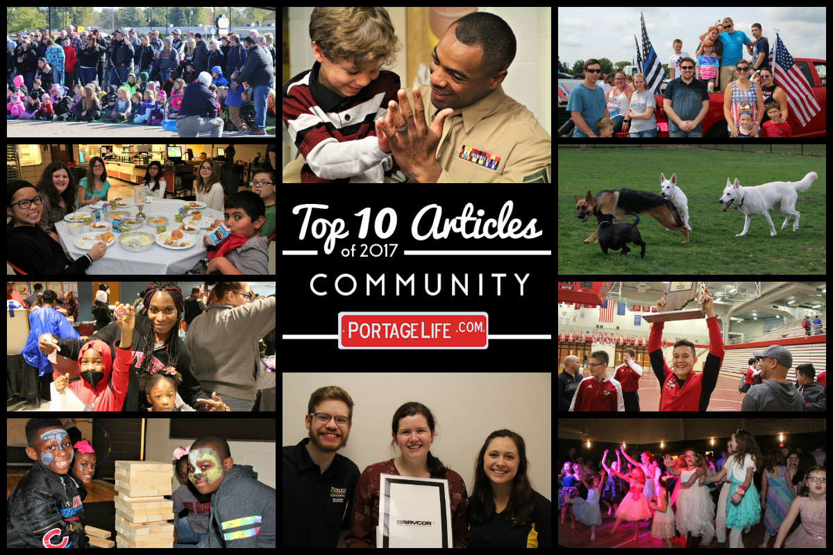 Top 10 Community Articles on PortageLife in 2017