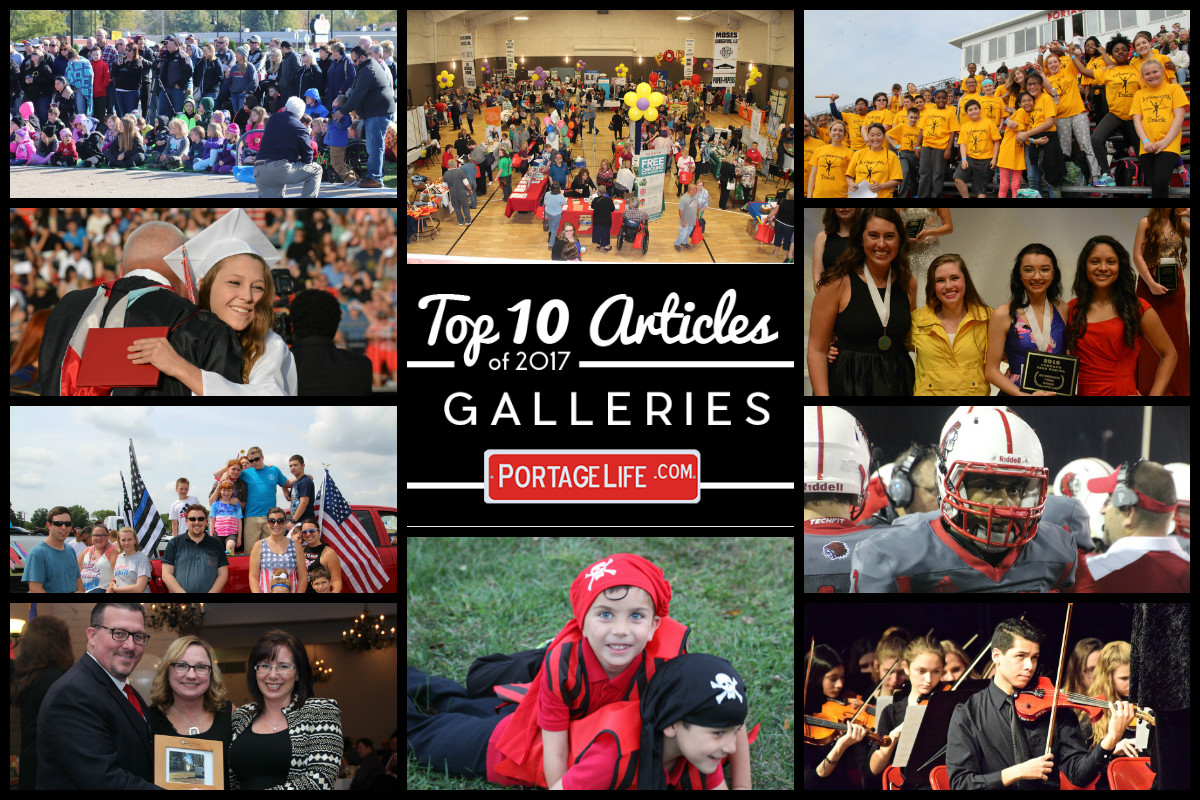 Top 10 Photo Galleries on PortageLife in 2017