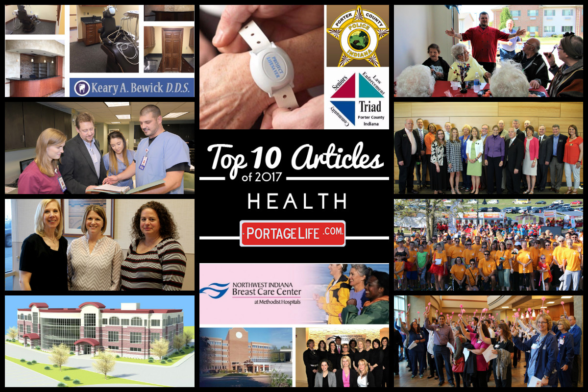 Top 10 Health Articles on PortageLife from 2017