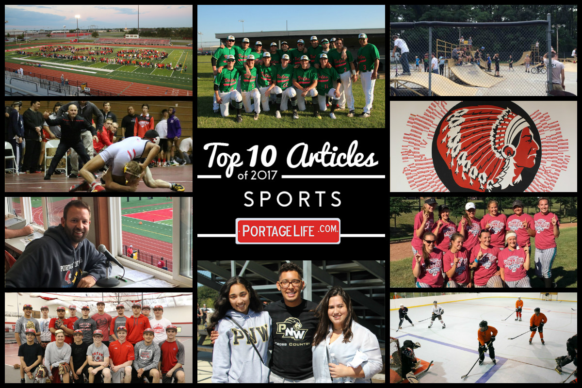 Top 10 Sports Articles on PortageLife from 2017