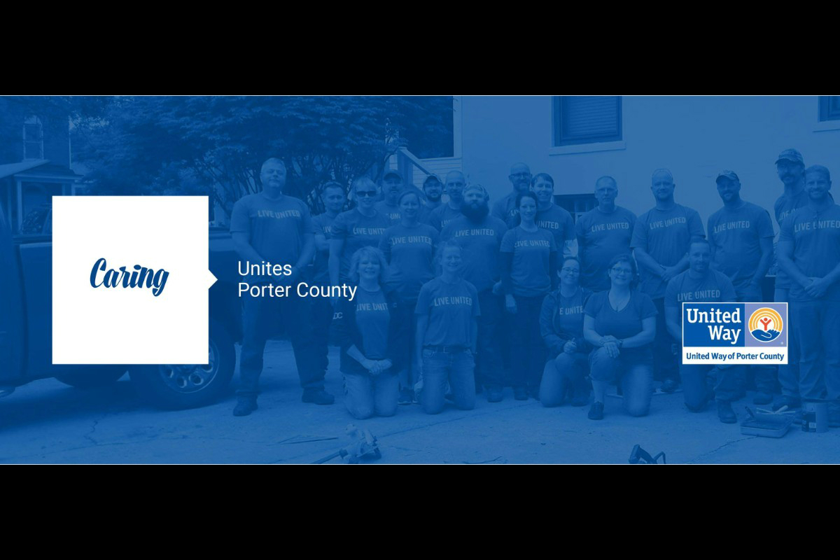 United Way of Porter County, Uniting the Community, Giving to All
