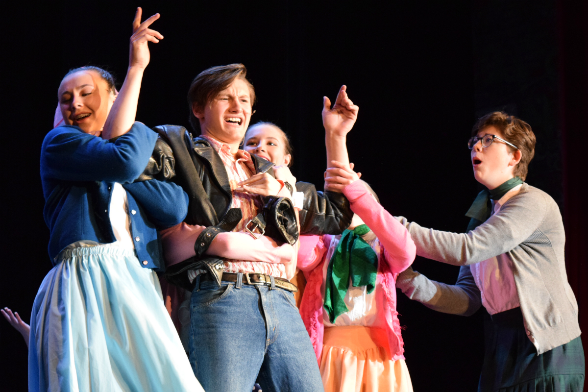 Valpo HS and Memorial Opera House Team Up for Bye Bye Birdie