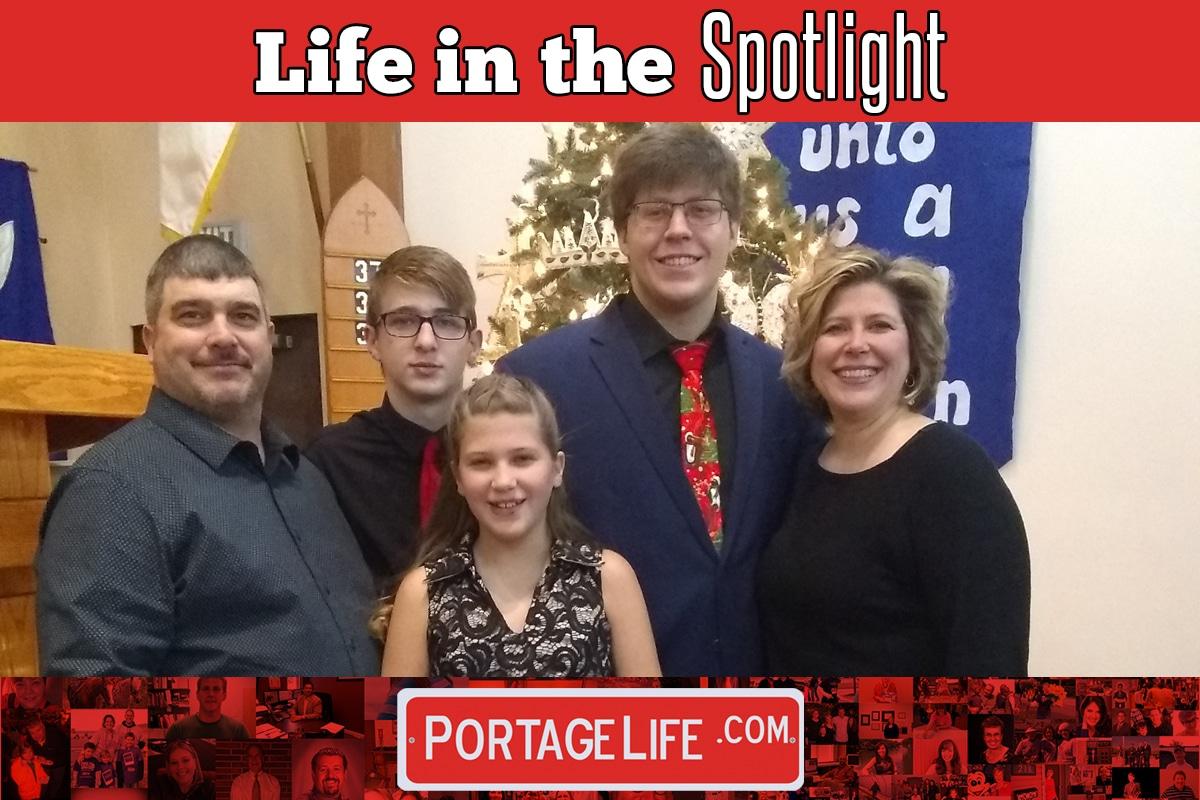 A Portage Life in the Spotlight: Veronica Labonte