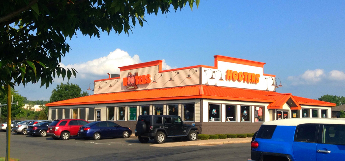 Construction on Hooters Location at AmeriPlex at the Port in Portage to be Completed Early February