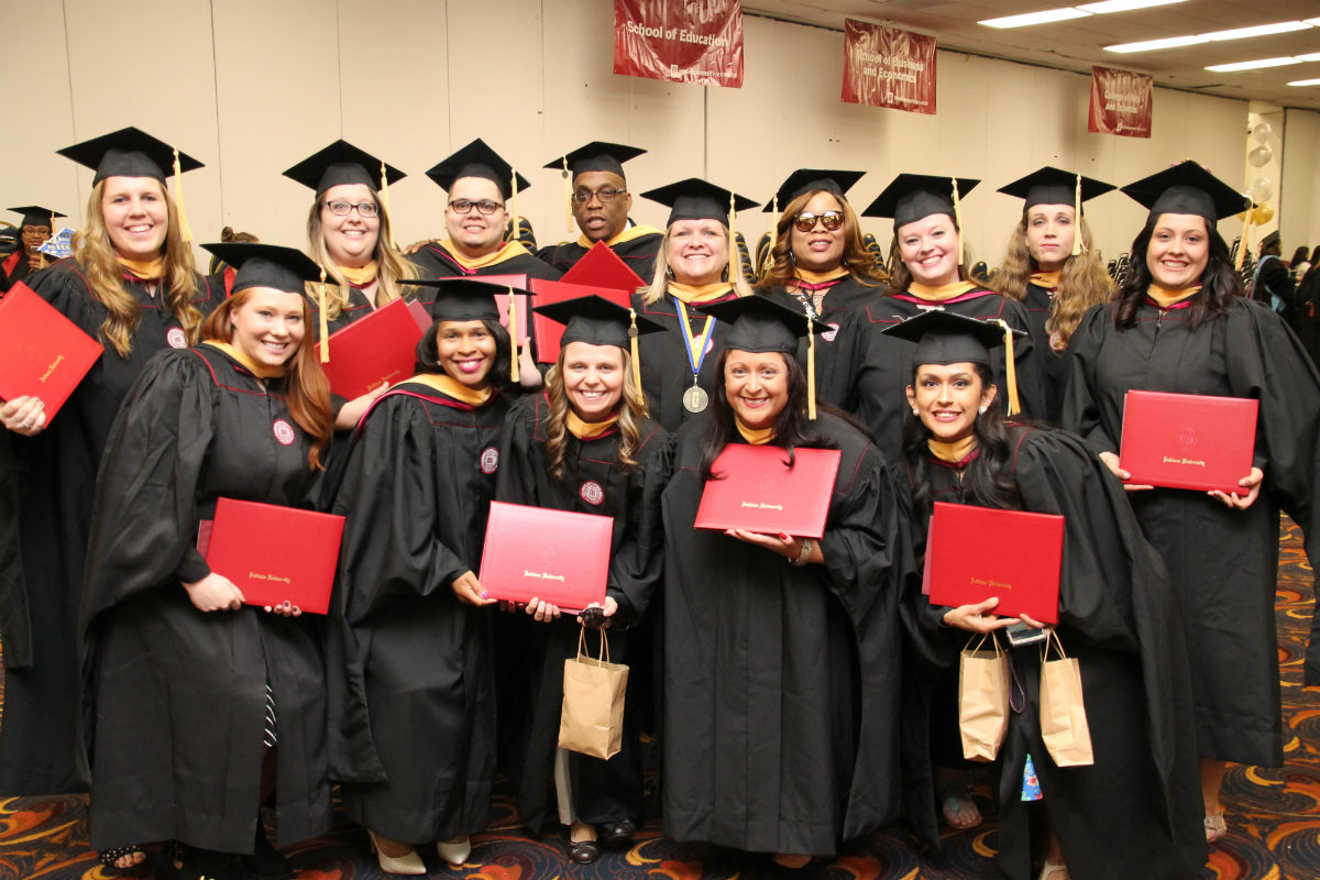 643 Degrees Awarded at Indiana University Northwest's 51st Annual Commencement