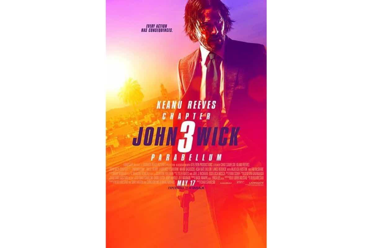 John Wick: Chapter 3-Parabellum Review