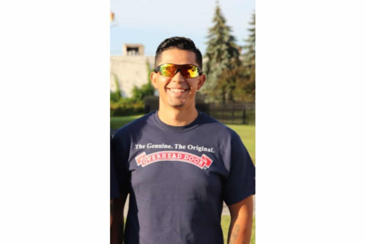 Overhead Door Company of Northwest Indiana Employee Spotlight: Juan Urbina Diaz