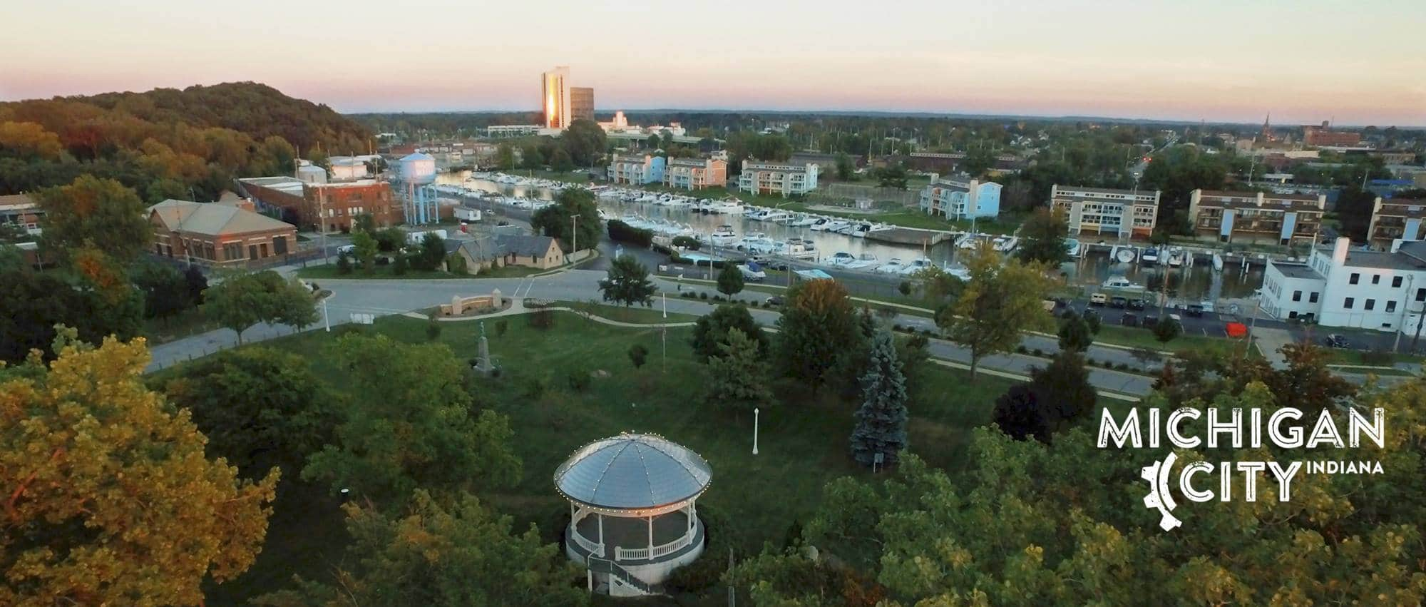 City of Michigan City partners with Indiana University to study greenhouse gas emissions