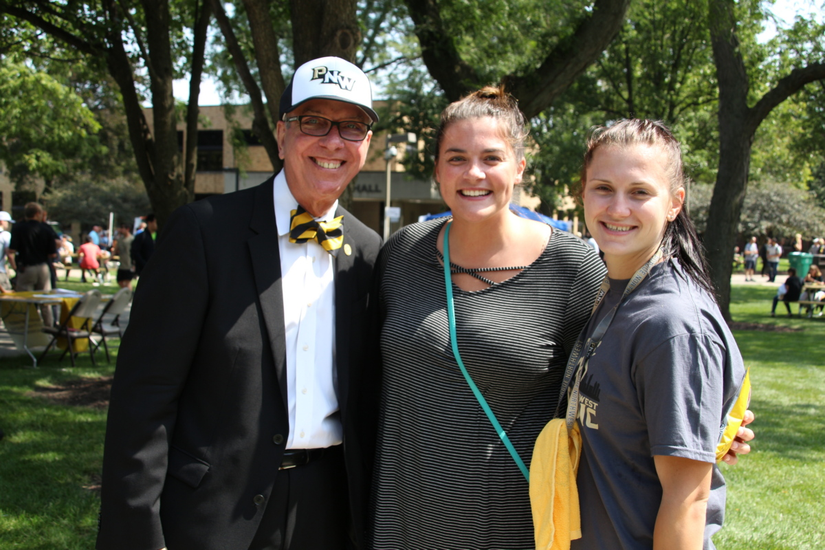 Purdue Northwest Celebrates Welcome Week, Welcomes Local Legislators to Hammond Campus