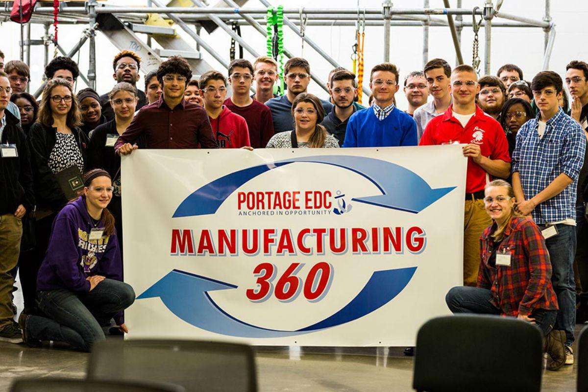 Portage Economic Development Corporation Facilitates Education in Trades, Health Sciences