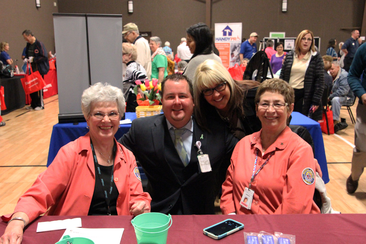 17th Annual Portage Senior Health Fair Showcases Products, Services for Northwest Indiana Seniors
